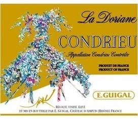 "The Independent Wine Review: Guigal ""La Doriane"" Condrieu (2011) | oenologie en pays viennois | Scoop.it"