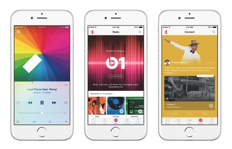 Apple Music is Finally Here — Is it Ready for Primetime? — Cuepoint — Medium | Screen Harmony | Scoop.it