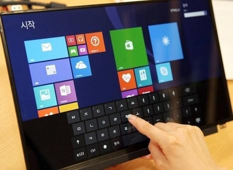 LG veut réduire l'épaisseur des ordinateurs portables - Frandroid | Geekkech : just another geek ... | Scoop.it