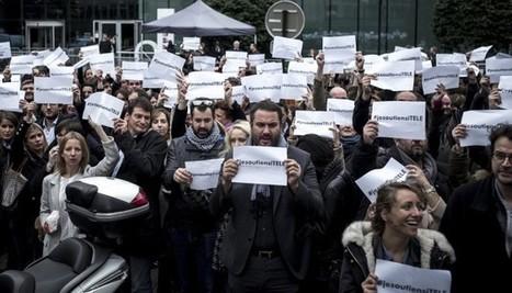 Affaire Morandini : le chantage tout à fait odieux de Bolloré aux journalistes d'iTélé | La vie des médias | Scoop.it