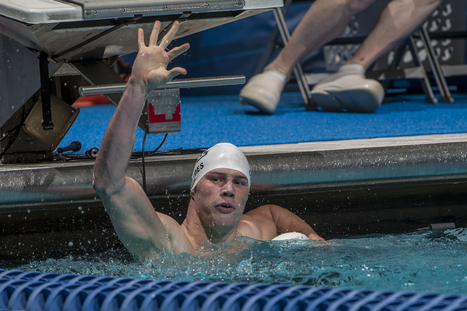 """(Video Interview) Cordes: """"It Feels Amazing"""" After Becoming First-Time Olympian - Swimming World News 