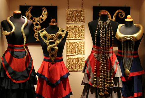 A Visit to the Ilias Lalaounis Jewelry Museum   Kiosque du monde : A la une   Scoop.it