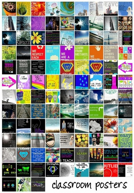 Venspired Learning Posters | TIC, educación y demás temas | Scoop.it