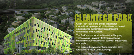 Clean Tech Park | Green ideas and Sustainable Building Practices | Scoop.it