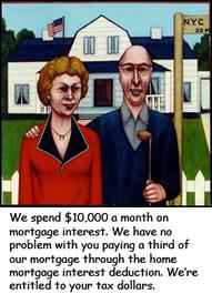 OCHN: Home mortgage interest deduction no longer benefits anyone | OC Housing News | Scoop.it