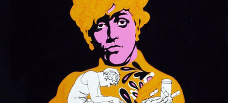 Eye Candy: 7 Psychedelic NFB Posters - | A Cultural History of Advertising | Scoop.it