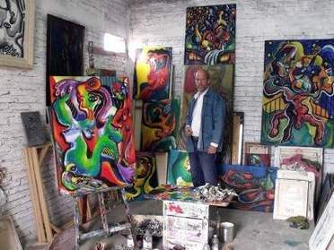 'A thirst for art': Shelby, NC, native living his dream in Mexico - Spartanburg Herald Journal | San Miguel de Allende, Mexico | Scoop.it