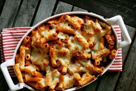 Pasta al forno   La Cucina Italiana - De Italiaanse Keuken - The Italian Kitchen   Scoop.it
