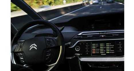 Les voitures autonomes auront leur circuit en France | Industrie, entreprises | Scoop.it