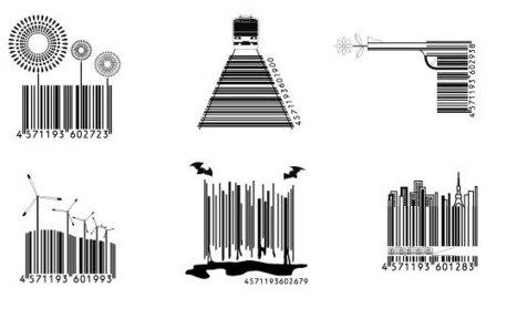 BIG IDEAS ARE SMALL, DESIGN BARCODE. | Socialart | Scoop.it