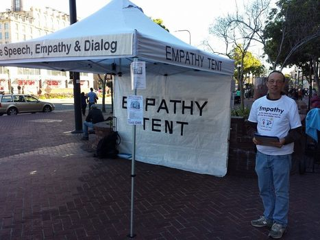 Occupy Empathy Tent - Feb 24, 2015 | Empathy in the Workplace | Scoop.it