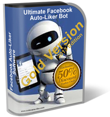 Facebook Auto-Liker Bot - Codename:Like Gold Version ~ Extreme Social Media | Abdurahman | Scoop.it