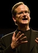 A Voice for Revolutionary Times — a review of Lawrence Lessig's new e-book ONE WAY FORWARD | Mutually Assured Destruction by Superpac: Democracy Loses | Scoop.it