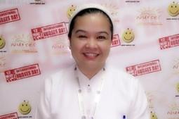 Filipina wins Nurse of the Year award in Dammam | Overseas Workers | Scoop.it