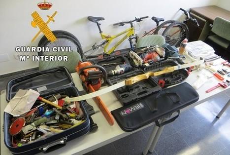 Dos menores de 16 y 17 años son arrestados por un robo - avilared.com | tipos de robo | Scoop.it