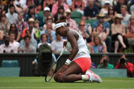Wimbledon Favorite Serena Williams Is Defeated | Wimbledon | Scoop.it