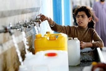 Water Scarcity in MENA | Healthy Environments | Scoop.it