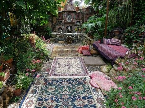 Jeffrey Bale's World of Gardens: The Apollon Beach Mosaics, Greece | Smash!Mosaics | Scoop.it