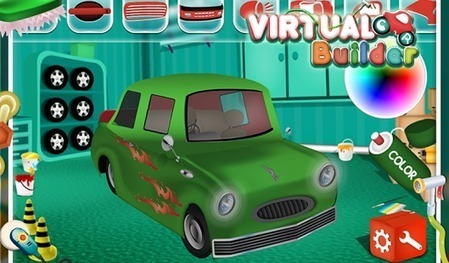 Virtual Car Builder - Android Apps on Google Play | Laura Kelly | Scoop.it