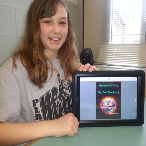 iPads aid in fun, innovative learning at Deerfield libraries - Deerfield Review | Library | Scoop.it