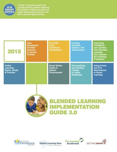 Blended Learning Implementation Guide 3.0 | Education in Cyberculture | Scoop.it