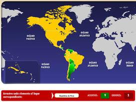 MAPAMUNDI: Mapa Interactivo con muchas actividades ~ Juegos gratis y Software Educativo   Recursos educativos CCSS   Scoop.it
