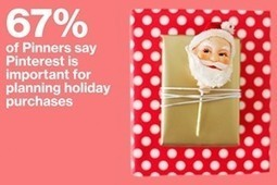 Holiday Marketing Campaigns: 'Tis the Season for Pinterest [Infographic] | Pinterest | Scoop.it