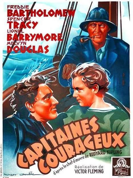 Mairie du 11e - Capitaine courageux - Projection gratuite | Paris Secret et Insolite | Scoop.it
