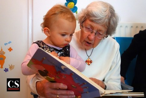 Grandmothers: God's Gift of Love and Mercy - Catholic Stand | Marriage and Family (Catholic & Christian) | Scoop.it