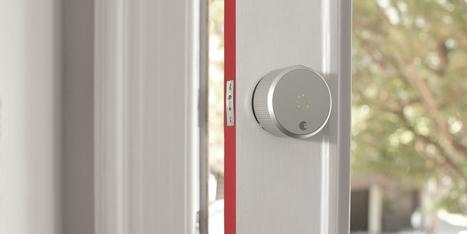 Review: August Smart Lock with HomeKit | La technologie au service du quotidien - Technique | Scoop.it