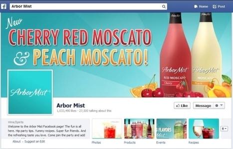 How Arbor Mist Toasts Its 1M-Plus Facebook Fans | MarketingHits | Scoop.it