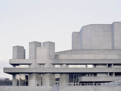 London's greatest Brutalist buildings | Urban Decay Photography | Scoop.it