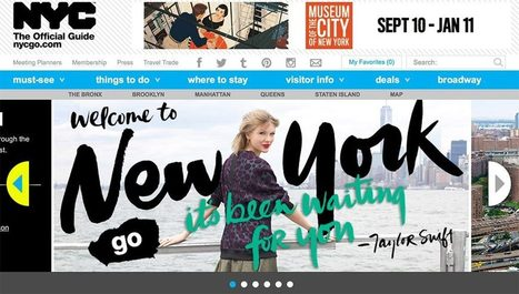 Taylor Swift Wants to Welcome You to New York City | I Love Traveling | Scoop.it