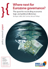 "New publication ""Where next for Eurozone governance?"" 