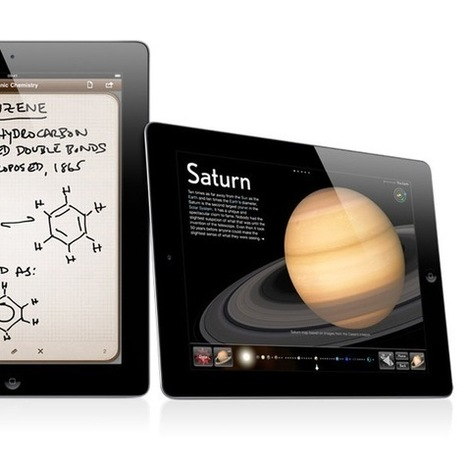 The iPad: Changing Education for the Better? | iPad.AppStorm | iPads, MakerEd and More  in Education | Scoop.it