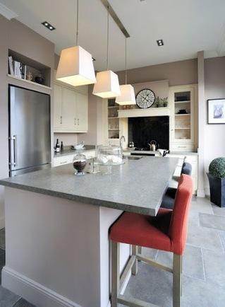 39 cuisine 39 in home deco design - Cuisine intemporelle ...