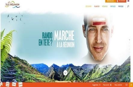 L'île de la Réunion dévoile son nouveau site | E-tourisme & marketing territorial | Scoop.it
