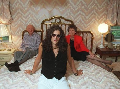 From the archives: A visit with Howard Stern's Long Island family - Newsday | Howard Stern | Scoop.it