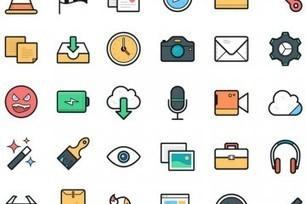 Moveicon : une bibliothèque d'icônes animées | Des cliparts pour mes maps | Scoop.it