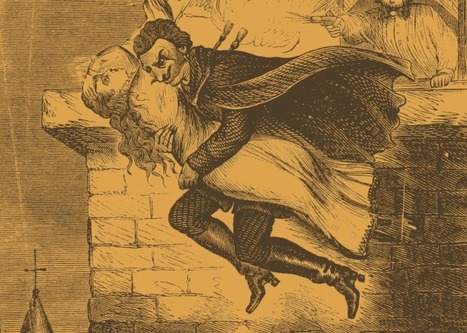 Joseph Le Fanu's Carmilla Has Fangs, Stakes, and Sapphic Undertones | The Irish Literary Times | Scoop.it