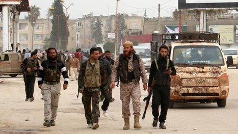 Nella città ostaggio di Idlib,la roccaforte di Al Nusra | Notizie dalla Siria | Scoop.it