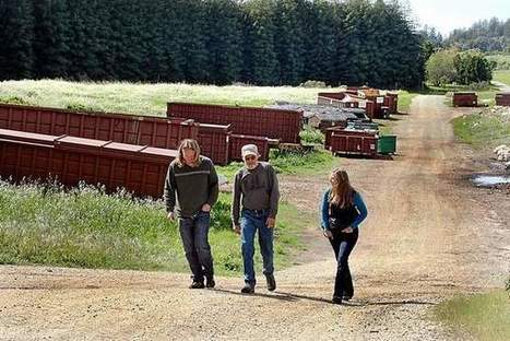 UCSC plans to build recycling yard to solve compost problem - Santa Cruz Sentinel   Recycling News Channel   OrganicStream.org   Scoop.it