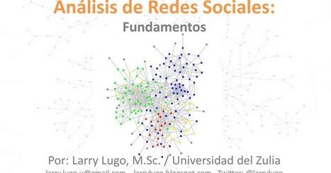 Análisis de Redes Sociales | Educacion, ecologia y TIC | Scoop.it