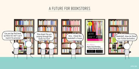 A [Sad] Future For Bookstores | Librarysoul | Scoop.it