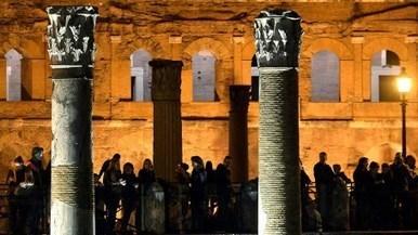 El Foro romano estrenó su iluminación de Oscar | Mundo Clásico | Scoop.it