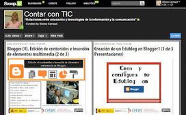 Curación de contenidos   Aprendo en la web   Librarianship News   Scoop.it