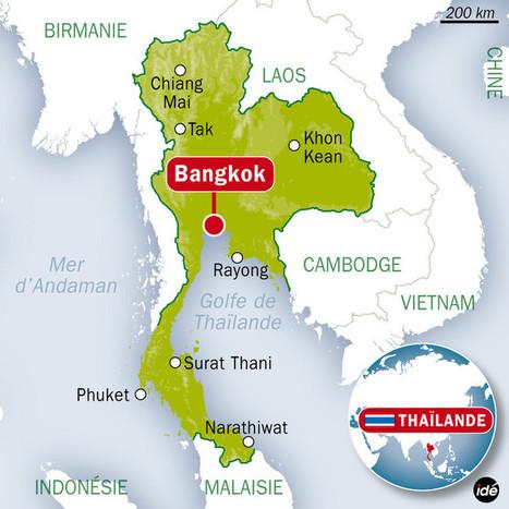 Manifestations en Thaïlande : le gouvernement étend la loi de sécurité spéciale à tout Bangkok | Thailande Info | Scoop.it