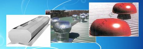 Industrial Ventilators   Ridge Ventilator Suppliers In Chennai,India   www.sriramanaenterprises   Scoop.it