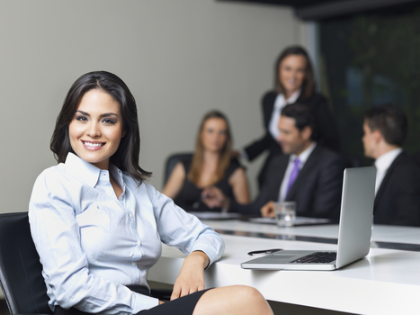 Women Leaders Must Dive In, Not Just Lean In (Part 2) | Building a Culture of Engagement | Scoop.it