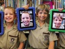High-tech Year Ones start with a tablet | Mobilization of Learning | Scoop.it